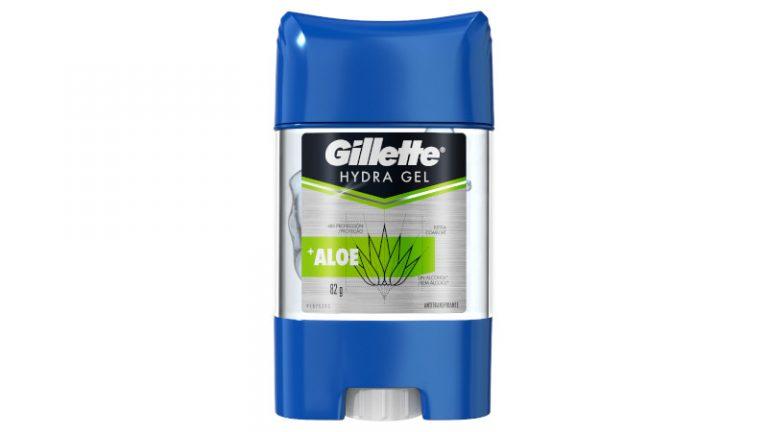 Gillette Hydra Gel con Aloe, el aliado perfecto para deportistas