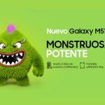 Samsung México presenta Galaxy M51 con una batería de 7000 mAh