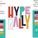 """HypeRally, una app para """"ganar con lo que sabes"""""""