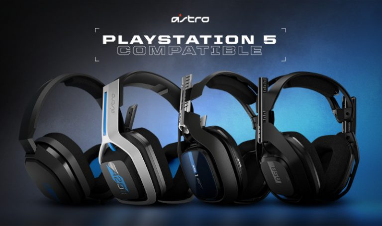 Disfruta de un sonido premium con los audífonos ASTRO Gaming