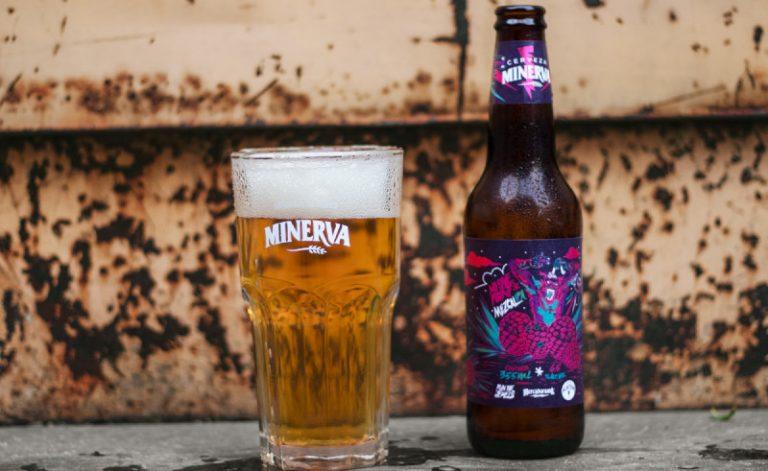 """No Save Point"" la nueva cerveza colaborativa de Cerveza Minerva"