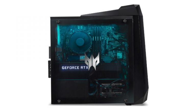 HyperX es seleccionado socio de memoria para las nuevas PCs Predator Orion de Acer