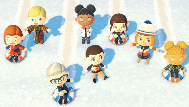 Tommy Hilfiger da vida a la colección Otoño 2020 en Animal Crossing