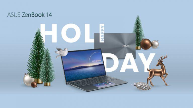 ¿Qué laptop regalar en esta Navidad 2020?