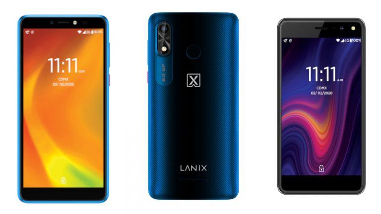 LANIX lanza smartphones con gran funcionalidad y rendimiento