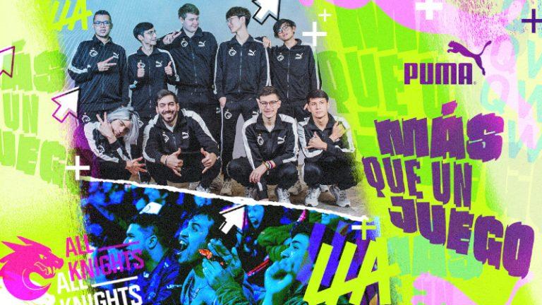 Puma se une a League Of Legends Latinoamérica