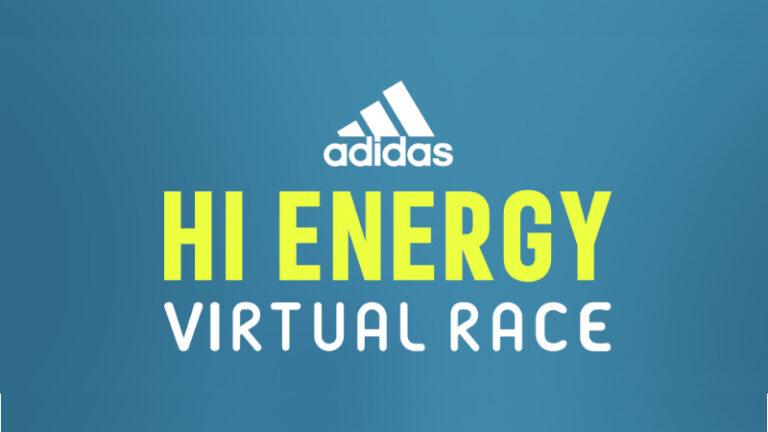 """Participa en el reto digital """"Hi Energy Virtual Race"""" de adidas, y gana unos Ultraboost 21"""