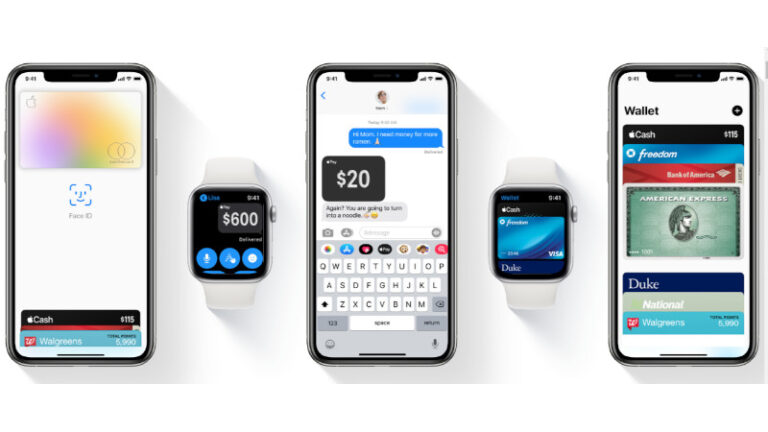 Mastercard trae Apple Pay a sus clientes