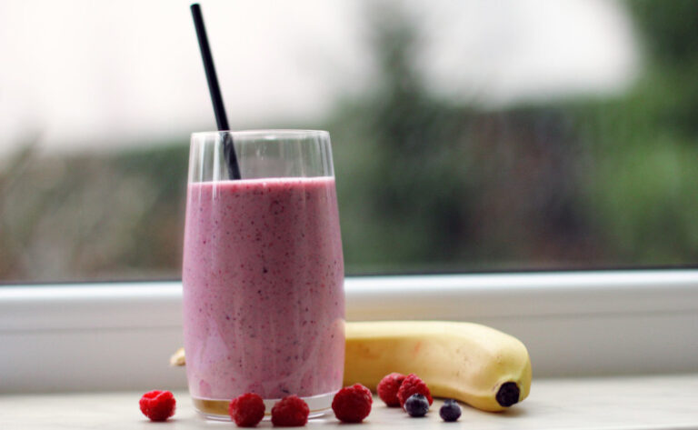 3 smoothies que te darán la energía que necesitas después de tu workout