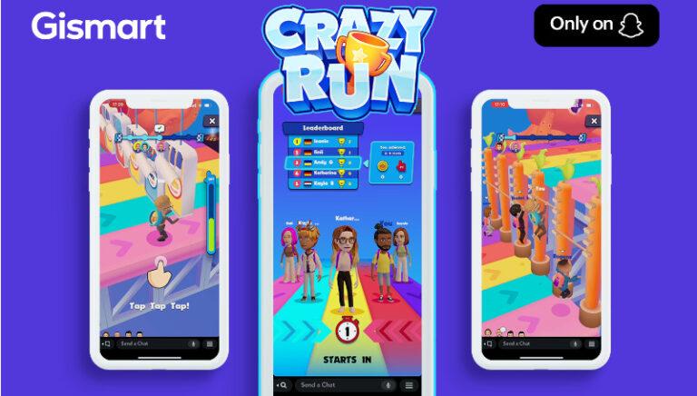 Gismart firma alianza con Snapchat para crear juegos multiplataforma integrando Bitmoji