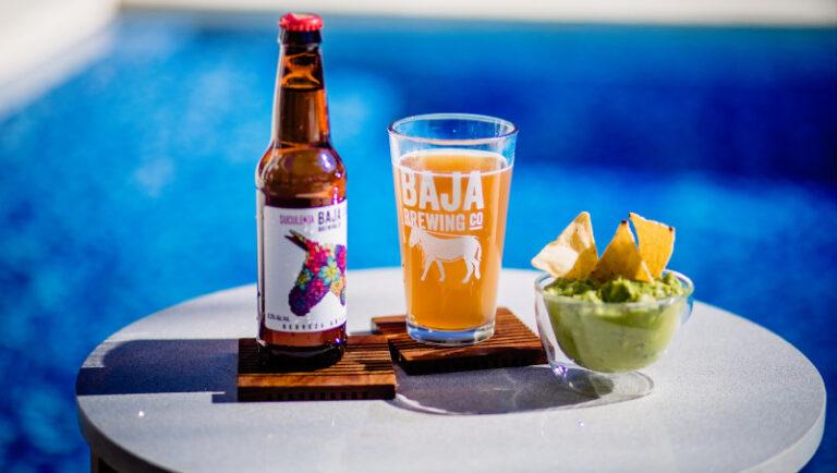 """""""Suculenta Saison"""" el nuevo lanzamiento primaveral de Baja Brewing Company"""