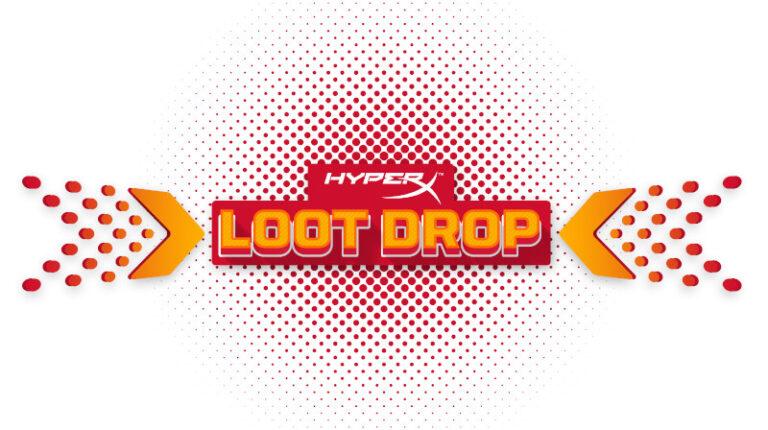 HyperX organiza el evento HyperX Loot Drop en agradecimiento a sus fans