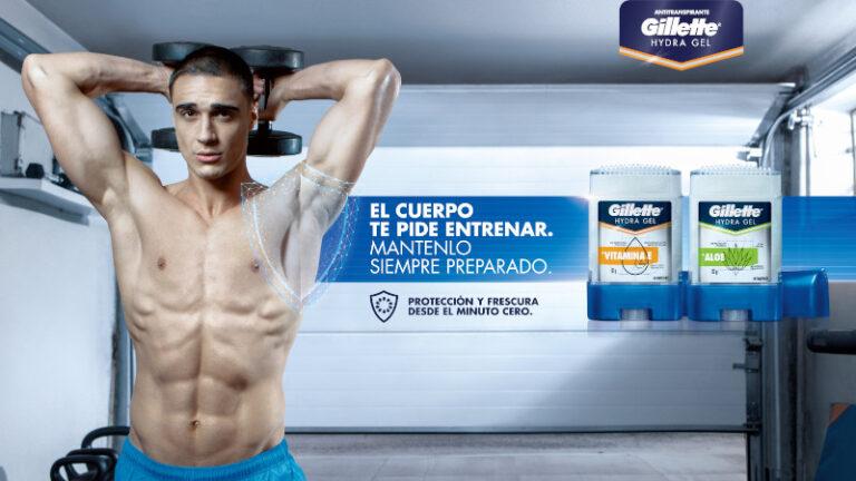 ¿Cuál es la diferencia entre un antitranspirante y un desodorante? Gillette nos lo explica