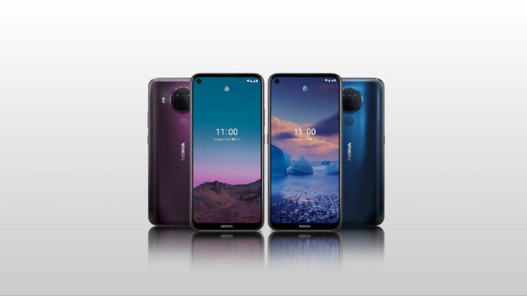 Llega a México Nokia 5.4, el smartphone de gama media optimizado para la creación de contenido en video