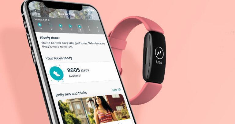 Los dispositivos Fitbit Inspire 2 ahora se pueden localizar con Tile