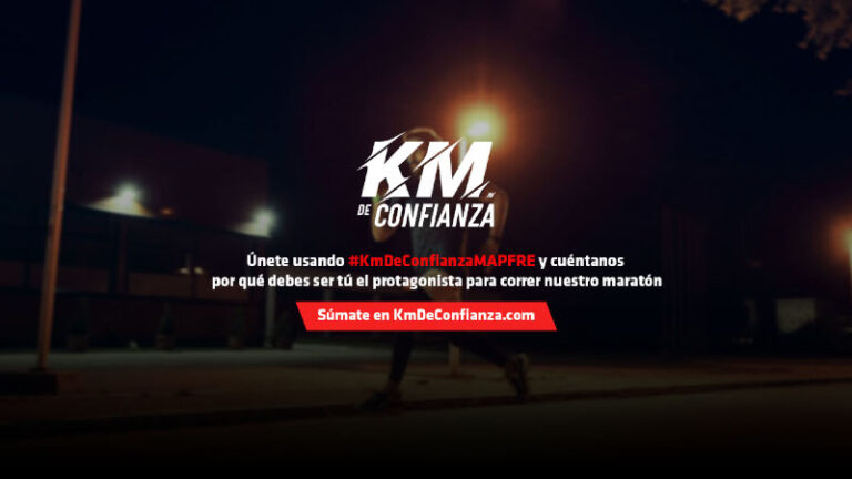 """MAPFRE busca 8 corredores que quieran superarse a través de la iniciativa """"Kilómetros de Confianza"""""""