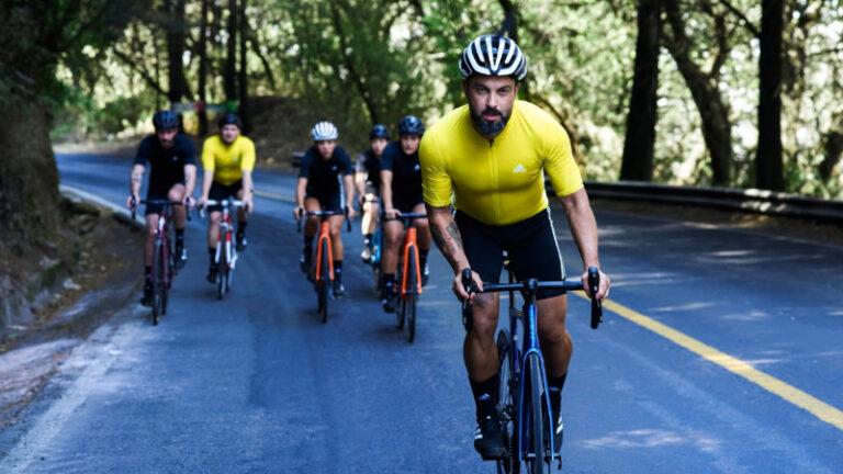 adidas lanza nueva colección de ciclismo en México