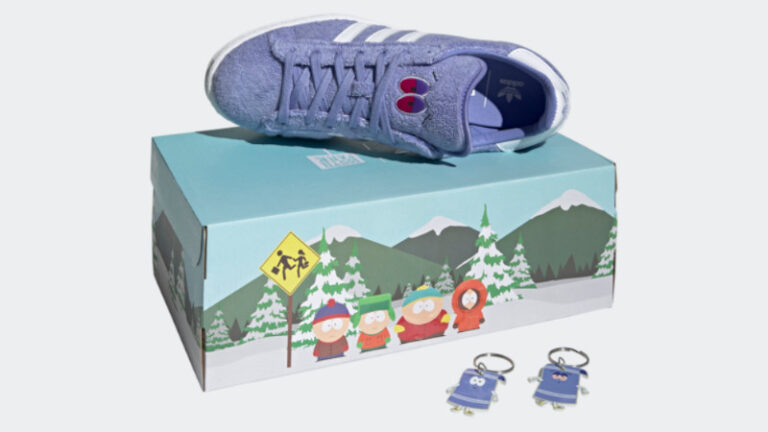 """adidas Originals y South Park presentan Campus 420 """"Toallín"""""""