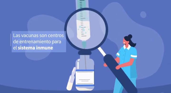 Cómo funciona la vacuna contra COVID-19