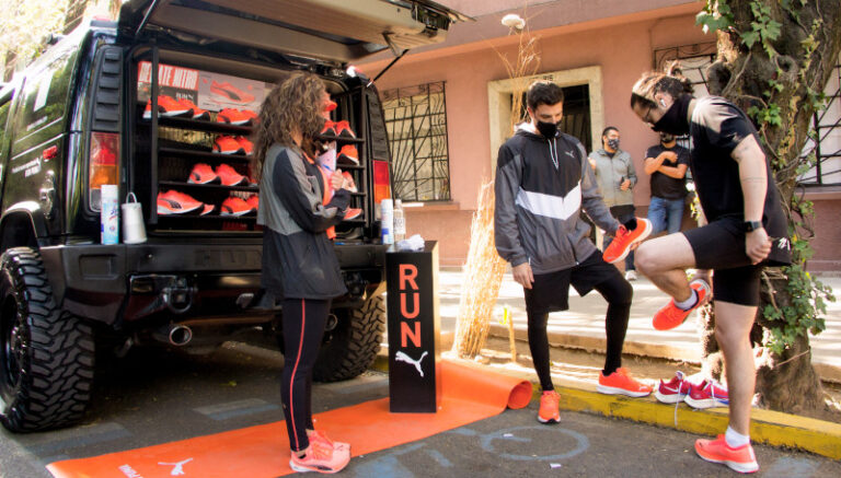 PUMA sigue despertando la pasión por el running con RUN PUMA VAN