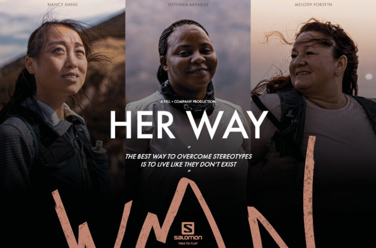 "Salomon lanza el documental ""Her Way"""