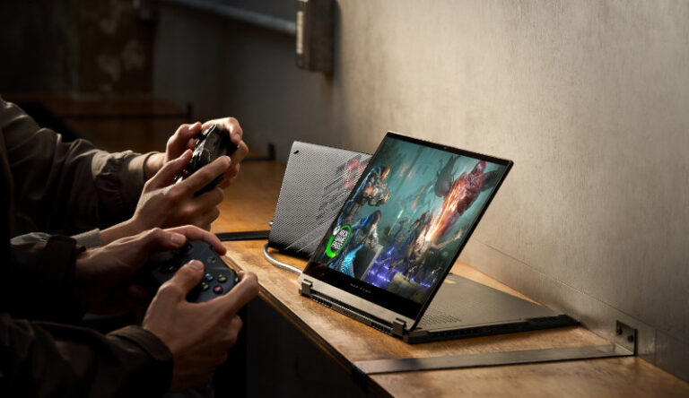 ROG lanza en México la primera laptop gamer convertible ROG Flow X13