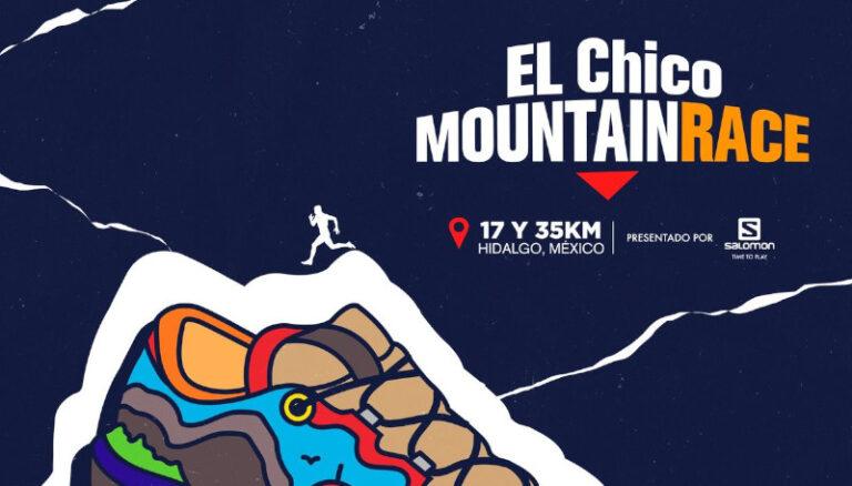 El Chico Mountain Race: segunda carrera de la Golden Trail National Series México