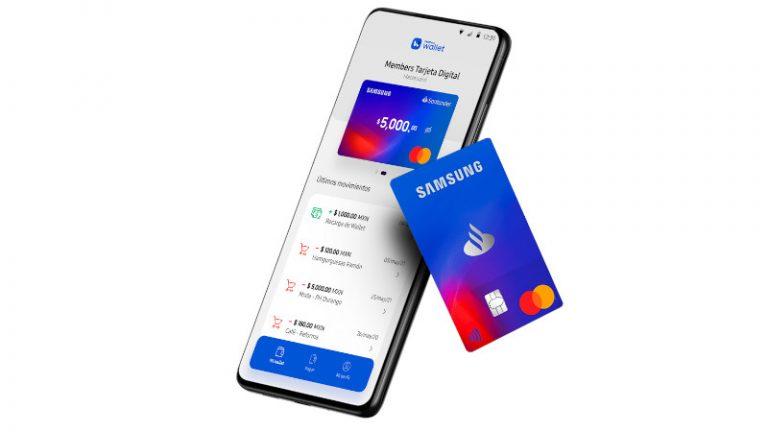 Samsung, Santander México y Mastercard se alían para ofrecer una novedosa experiencia financiera digital