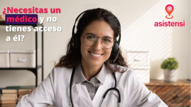 Llega a México asistensi s.o.s. para hacer más accesible la salud