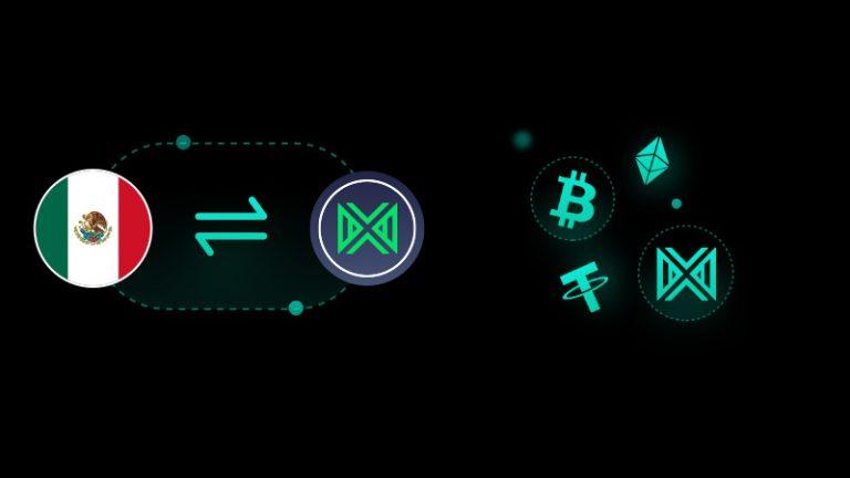 Llega a México MMXN, la única y exclusiva stablecoin vinculada uno a uno con el Peso Mexicano