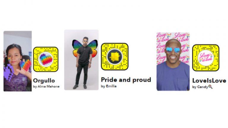 Snap anuncia a los ganadores del primer Lensathon de Realidad Aumentada que conmemora a la comunidad LGBTI+ en México