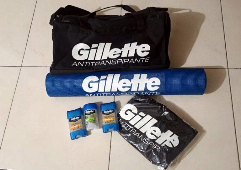 Gana un Kit Gillette para seguir entrenando