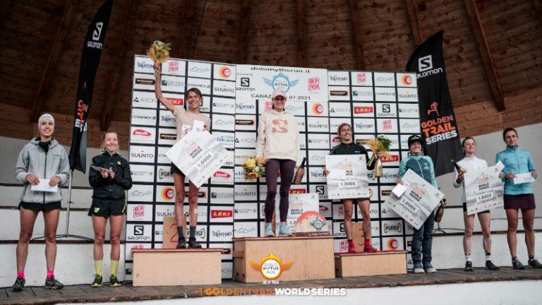 Kari Carsolio, atleta del Team Salomon México, gana tercer lugar en la Carrera en los Dolomitas, la Autopista al Infierno
