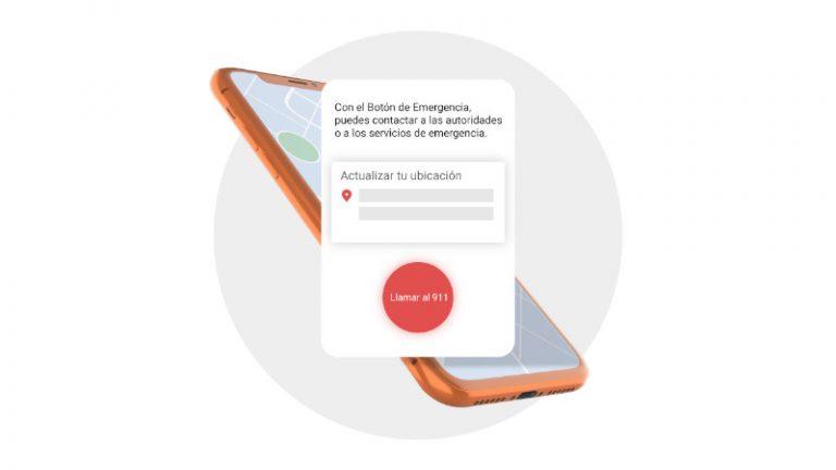 DiDi: 7 de cada 10 usuarios se sienten más seguros gracias al Botón de emergencia