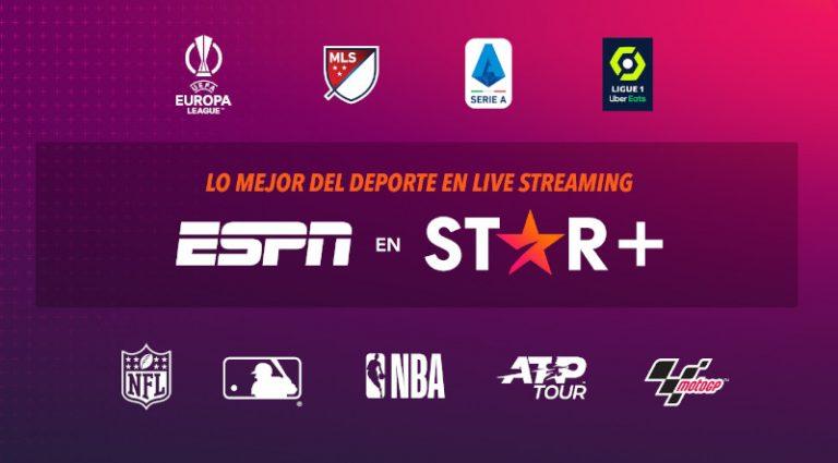 Star+ presenta una propuesta única de streaming