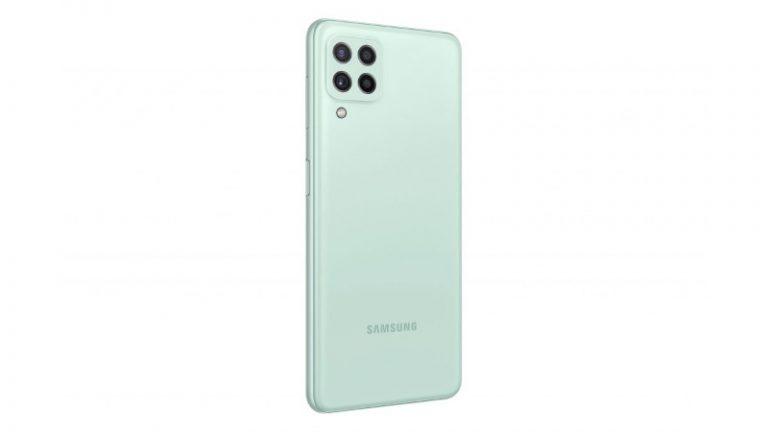 Samsung México presenta el nuevo Galaxy A22