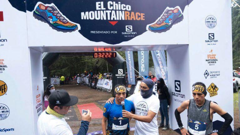 ¡Juan Carlos Carera, ya listo para la Marathon Du Mont Blanc!