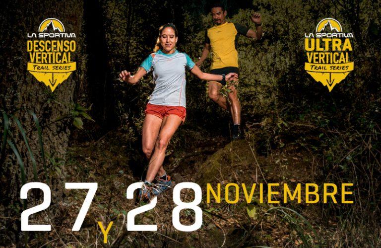 La Sportiva anuncia la edición 2021 de la carrera Descenso Vertical y el lanzamiento de Ultra Vertical