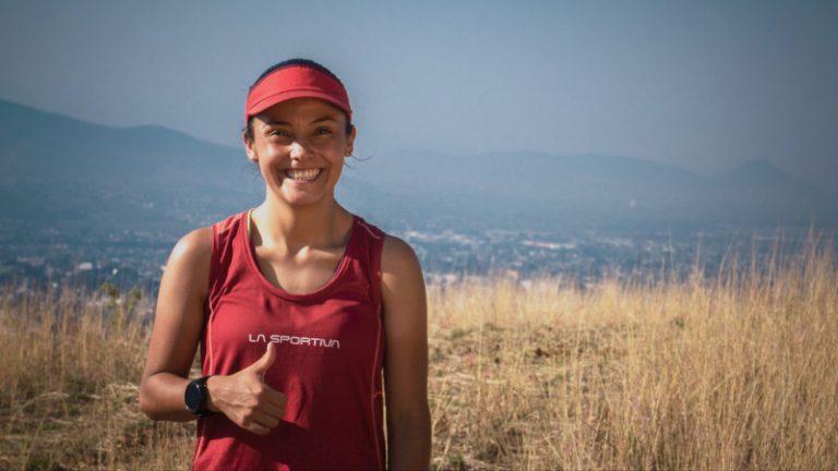 Jael Morales, embajadora de La Sportiva México, gana en El Real Reto 2021 y competirá en el Mundial de Carrera de Montaña y Trail 2021 en Tailandia.