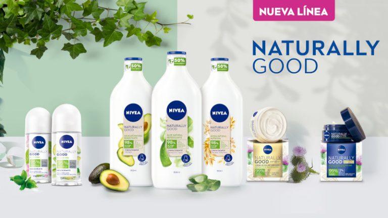 Nivea presenta Naturally Good: La nueva línea sustentable con fórmula vegana