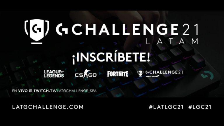 Llega una nueva edición del Logitech G Challenge 2021