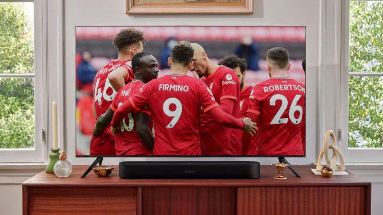 Sonos y el Liverpool FC se unen para mejorar la experiencia del fútbol a través de sonido increíble