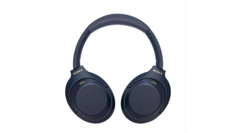 ¡Llegan a México los audífonos WH-1000XM4 Midnight de Sony!