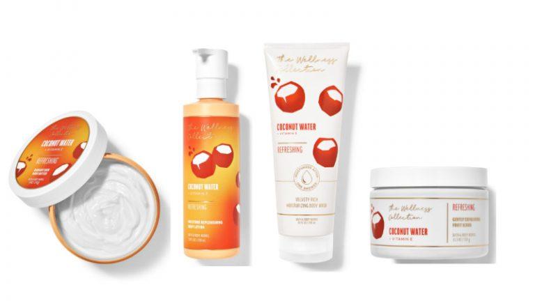 Wellness Collection de Bath & Body Works: Una línea con consciencia hecha a base de ingredientes naturales