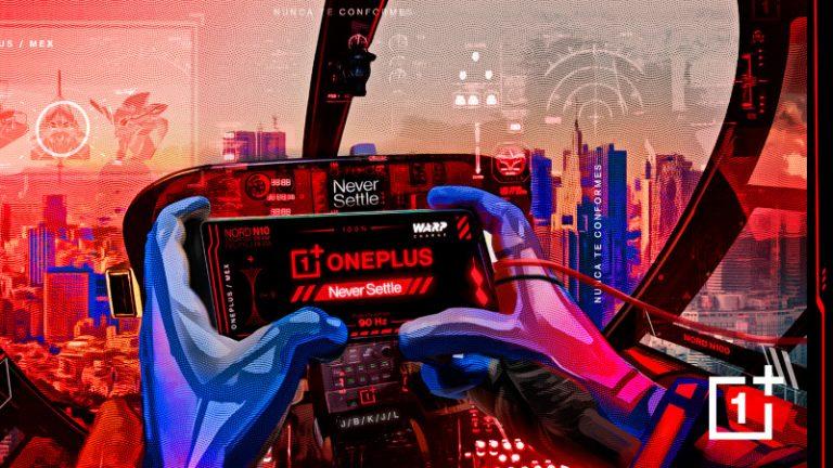 El día del Gamer está por llegar y qué mejor que festejarlo ¡jugando sin interrupciones con OnePlus!