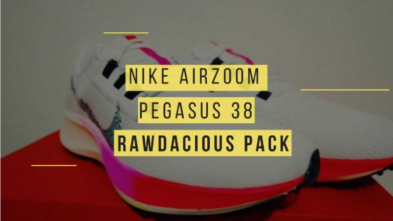 Nike Air Zoom Pegasus 38 el caballo de batalla con alas ahora en un nuevo color – Review