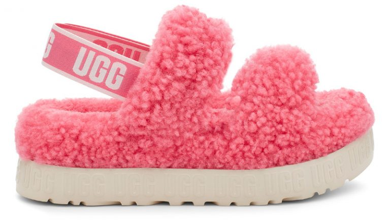 UGG presenta nuevos diseños de la línea Fluff