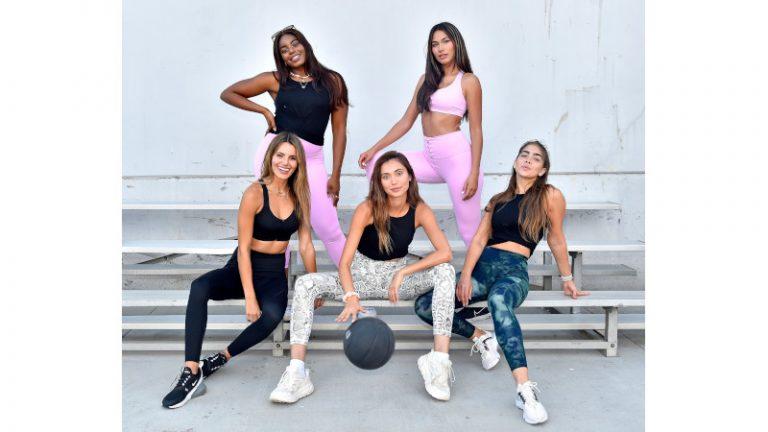 Victoria's Secret lanza su colección deportiva On Point de la mano de inspiradoras atletas