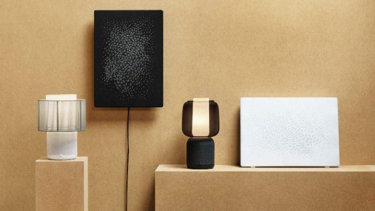 IKEA y Sonos presentan una nueva versión de su lámpara de mesa y bocina SYMFONISK
