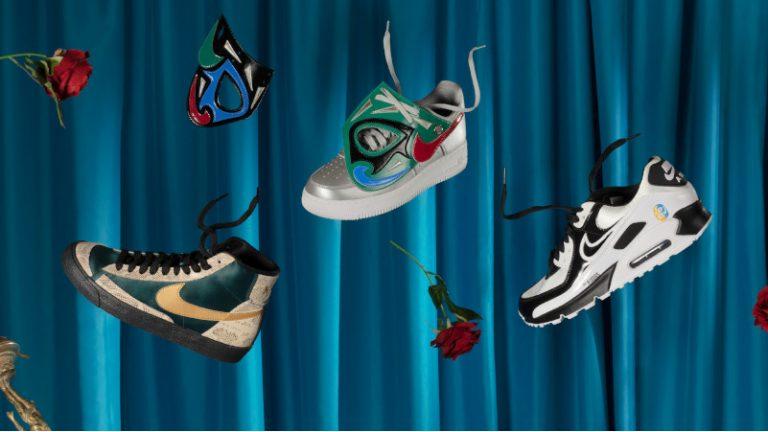 Nike presenta: Colección Lucha Libre, de México para el mundo